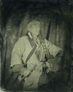 Daniel Firehawk-Nause Waiwash Tribe