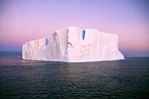 Iceberg in Antarctica - © Adel Korkor