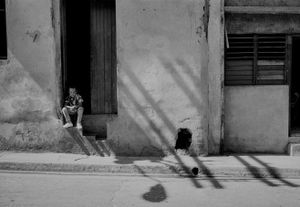 Boy, Cuba, Santiago de Cuba, Kuba, January 1996