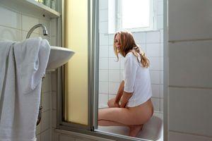 Woman Washing Herself (2013)