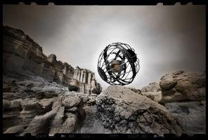 The Armillary Sphere  © Seán Duggan