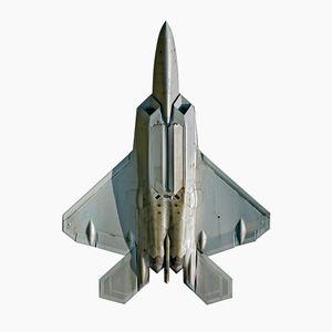 USA Air force Lockheed Martin F-22A Raptor