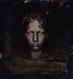 Andreas. Ambrotype.