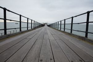 Southend-on-Sea Pier, November 2017