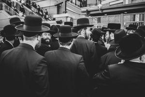 Hasidic Jews in New York