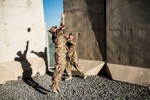 Incoming, Kandahar