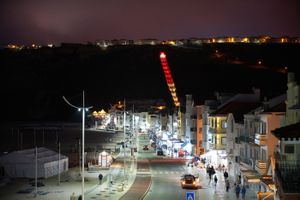 City at Night, Nazare