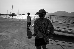 live on dock
