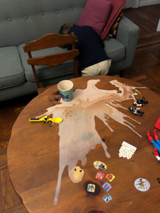 Spilled Milk - Day 212