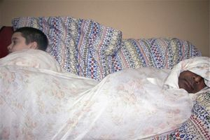 Sleeping Michael© Monika Pia