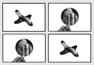 N°10 - Puzzle - Singularités - 1993