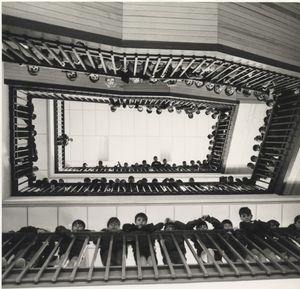 Colegio Retamar, Madrid, 1967 © Portillo, courtesy of Museo ICO and PHoto Espana