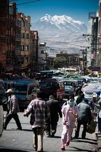 La Paz, Boívia © Rafael Dabul