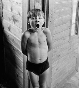 Good Morning, Bebrusai, 1974 © Antanas Sutkus, Russian Tea Room Gallery