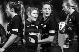 Saracens Women's Premier 15s: Lauren Cattell