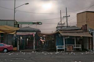 Tepito's market