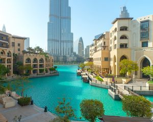 Downtown, Dubai