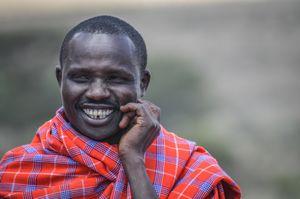 Maasai Warrior - Kenya