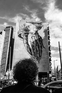Durer's hands, Athens 2016