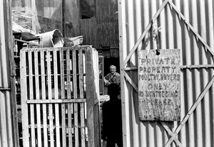 Poultry Buyers Only, London, 1965