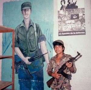 Young Soldier, El Salvador 1987