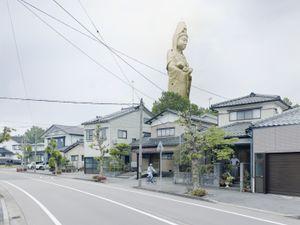 Jibo Kannon. Kagaonsen, Japan, 73 m (239 ft). Built in 1987 © Fabrice Fouillet