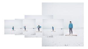 Bockfjorden Landing, Svalbard (2017)