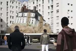 Implosion # 09 © Alban Lecuyer