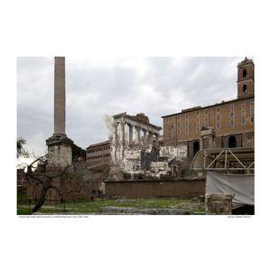Tempio della Concordia [Le Antichitá romane I] circa 1784 / 2016