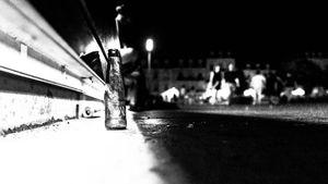la solitude de la bouteille