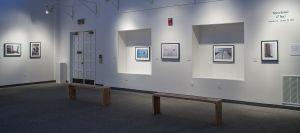 Installation:  University Art Gallery CSU Chico