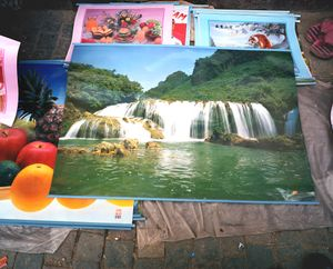 """Posters For Sale"" Antananarivo, Madagascar"