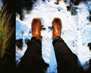 Footloose snow