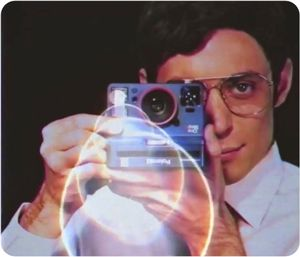 Image from PolaroidOriginals x StrangerThings Collaboration