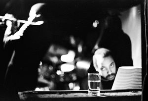 Kenny Barron, Freddie Hubbard and Glass at 'The Dom' NYC, 1965