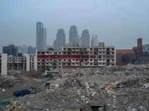 Demolition Site 36 Apartment