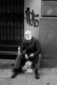 The old and wise man of Barcelona