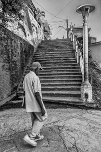 Escalinata del Callejón de Santiago, 2011