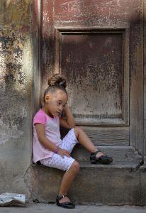 The girl from Havana