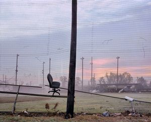 Ball field, St. Bernard Parish, from In Katrina's Wake: Portraits of Loss from an Unnatural Disaster © Chris Jordan, courtesy of Prix Pictet 2008