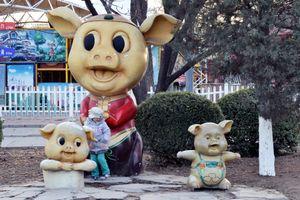 Playground, Beijing