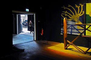 Art exhibited during the Dutch Design Week 2013 in De Kazerne, Eindhoven NL