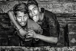 Shivananda Basti, Urban slum, West Delhi_5