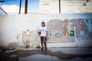 Manar Rabee, 11 yrs