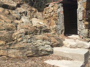 House of rocks
