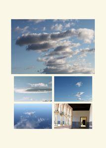 N°143 - La tête dans les nuages - Orphée - 2012.