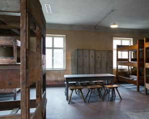 Prisoners' Room, Auschwitz-Birkenau Memorial and Museum
