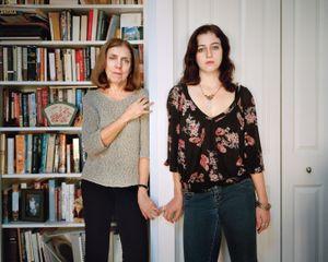 Joanne and Brenna, Cambridge Massachusetts, 2014