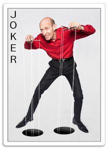 Planing Card - Joker