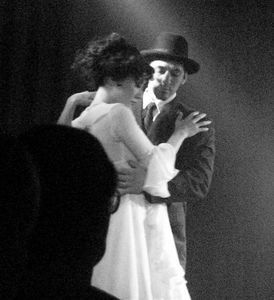 Tango observed
